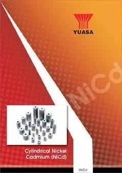Ni-Cad 3Xd Stick Tagged 3DH4-0T4 Yuasa Battery