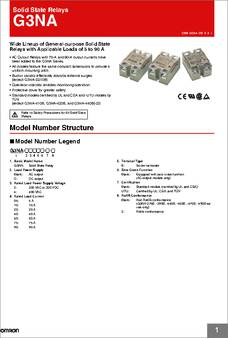 R99 12 for g3na datasheet specifications manufacturer omron some publicscrutiny Images