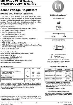 Pack of 10  MM5Z4V7ST1G  DIODE ZENER 4.7V 500MW SOD523