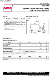 Stk4192ii Datasheet Epub Download