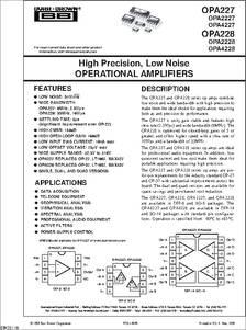 1X OPA4251PA  Single-Supply MicroPOWER OPERATIONAL AMPLIFIERS  OPA4251