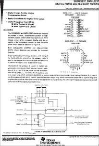 SN74LS321N TI Crystal Controlled Oscillator 16-Pin PDIP 2 PCS