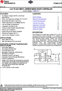 Pmp10081 20w sepic low-cost lead acid battery charger reference.
