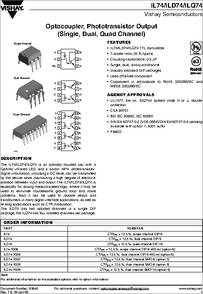 Ilq74 datasheet