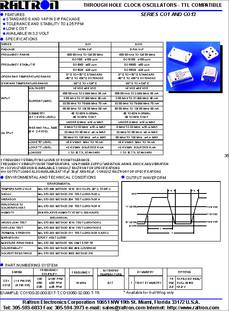 Raltron pdf co1100
