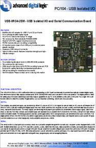 ACCES USB-IIRO-4DB DRIVER DOWNLOAD