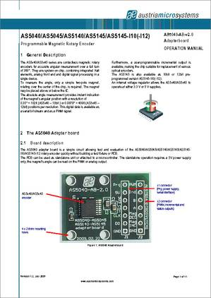 As5145 Ss Ek Ab Board Adapter As5145