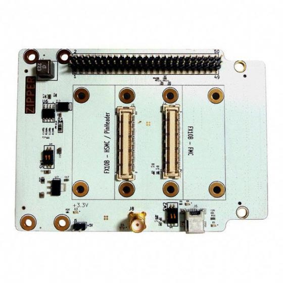 ZIPPER Fmc/hsmc Interface Board