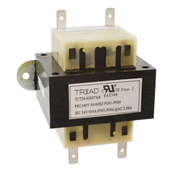 Triad Magnetics TCT50-01E07K Power Transformer