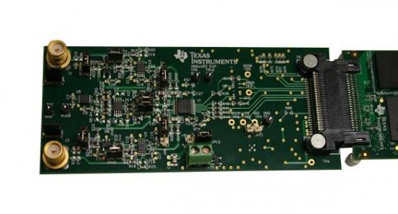 ADS8353EVM-PDK Eval Board, Ads8353 16bit Sar Adc